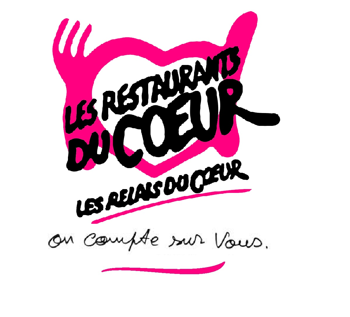 Restos du coeur - we need you.
