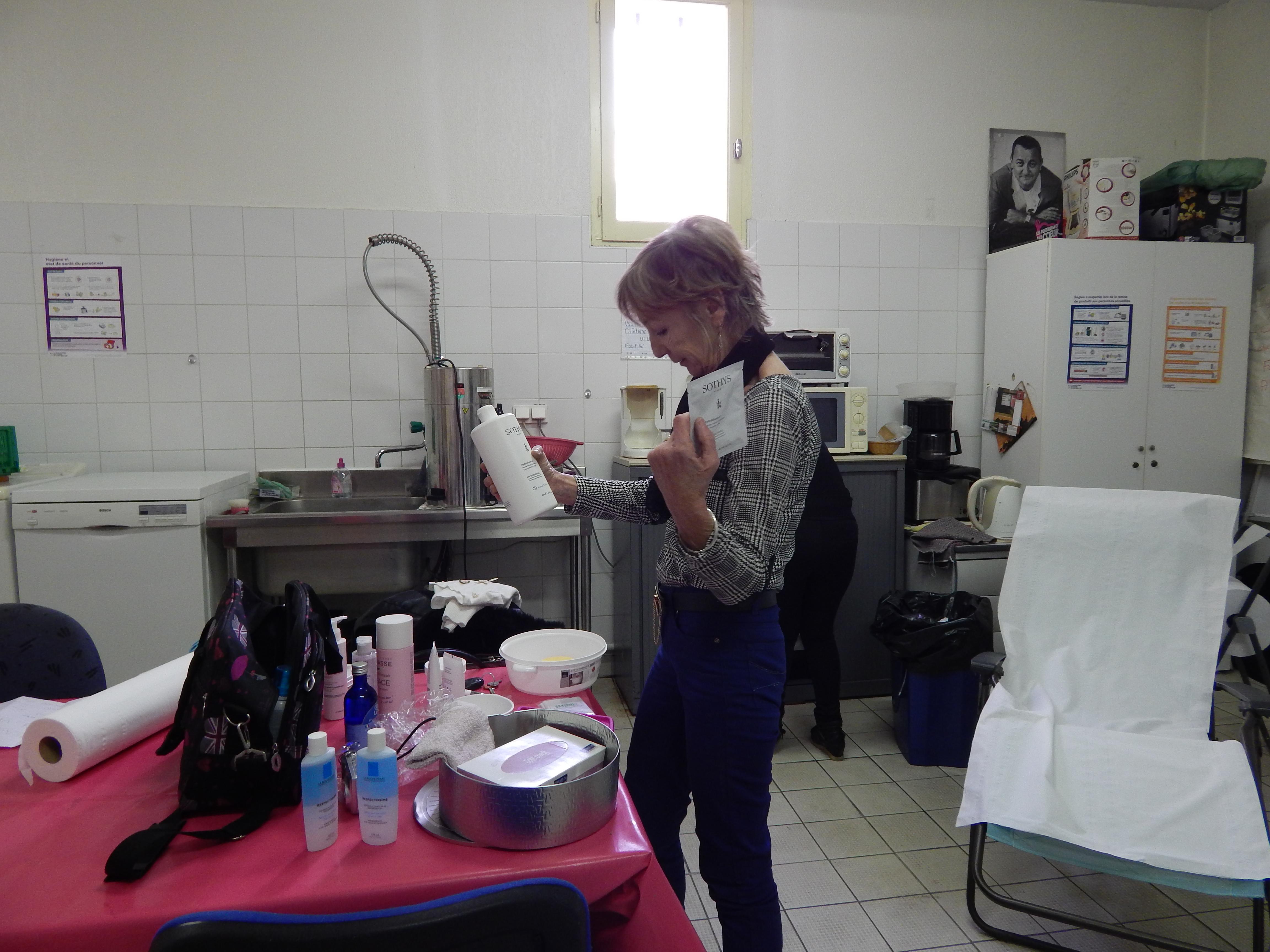 atelier « soins du visage aux restos de béziers marne »